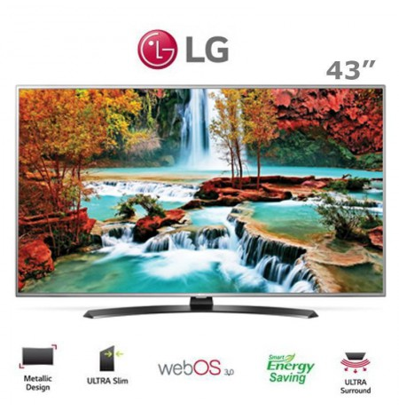 تلویزیون ال جی 43 اینچ مدل UH65200GI
