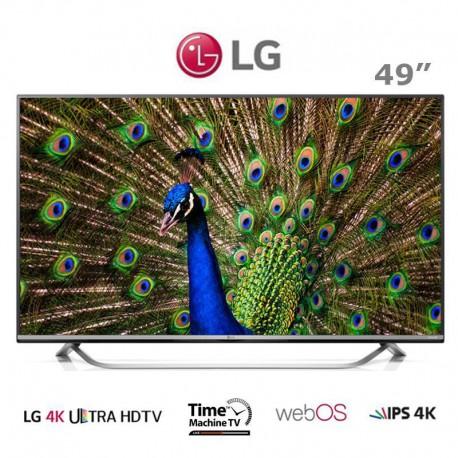 تلویزیون ال جی 49 اینچ مدل UF77000GI