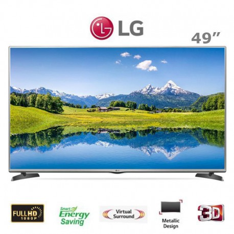 تلويزيون ال جی 49 اینچ مدل LF62000GI