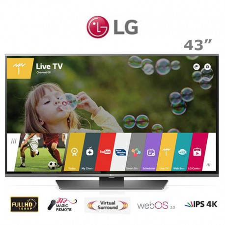 تلويزيون ال جي 43 اینچ مدل LF63000GI