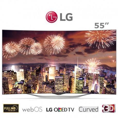 تلویزیون ال جی 55 اینچ مدل EC93000GI