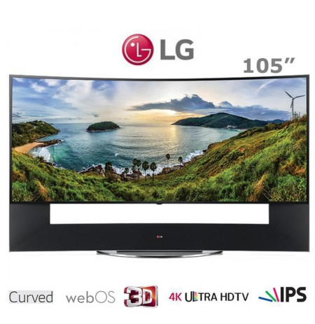 تلویزیون ال جی 105 اینچ مدل UC9T