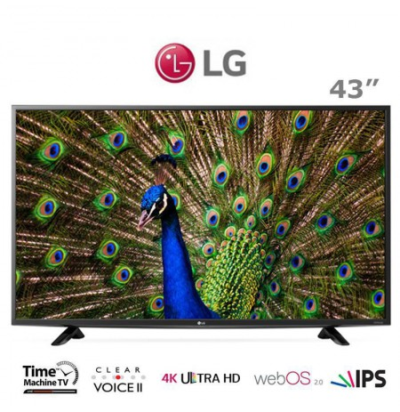 تلويزيون ال جی 43 اینچ مدل UF64000GI