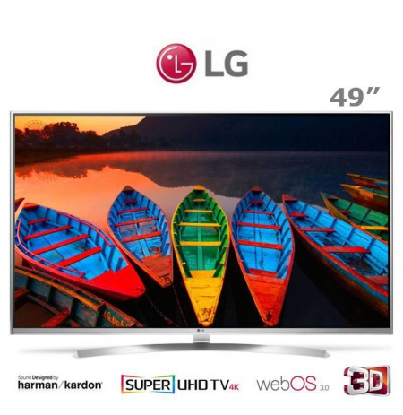 تلویزیون ال جی 49 اینچ مدل UH85000GI