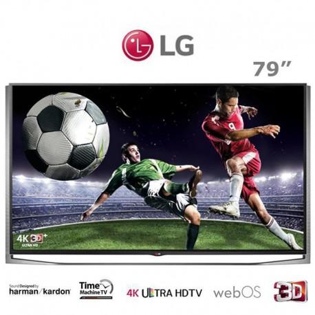 تلویزیون ال جی 79 اینچ مدل UB98000GI