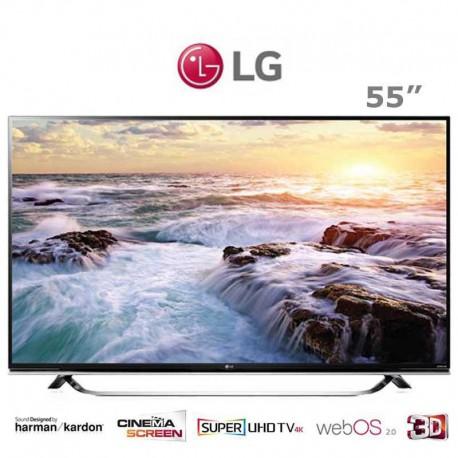 تلویزیون ال جی 55 اینچ مدل UF85000GI