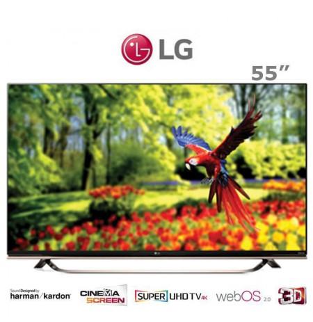 تلویزیون ال جی 55 اینچ مدل UF86000GI