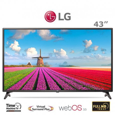 تلویزیون ال جی 43 اینچ مدل LJ62000GI