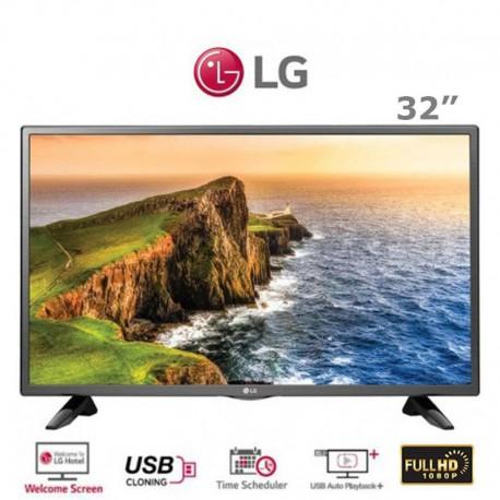 تلویزیون ال جی 32 اینچ مدل LW300C-TA