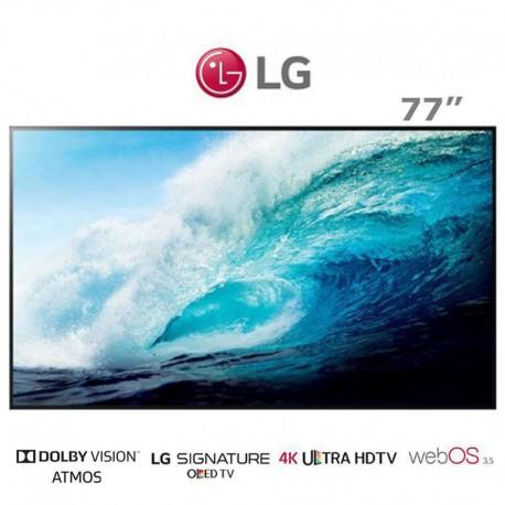 تلویزیون ال جی 77 اینچ مدل OLED77W7T