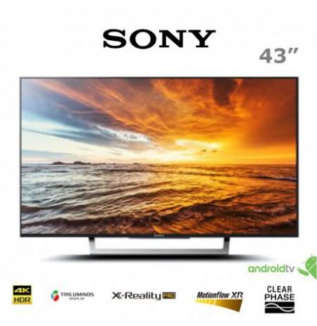 تلویزیون سونی 43 اینچ مدل X8000D