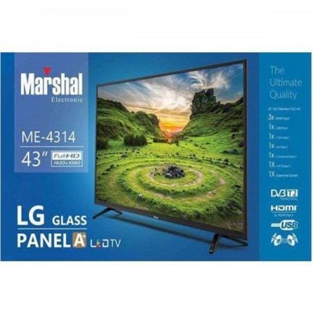 مارشال 43 اینچ مدل 43ME-4312-4315-4316