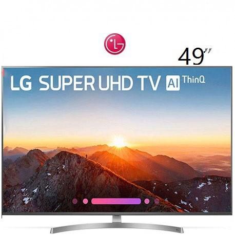 تلویزیون ال جی 49 اینچ مدل UJ75200GI