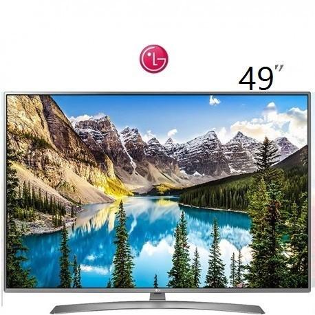 تلویزیون الجی مدل 49UJ69000GI سایز 49 اینچ