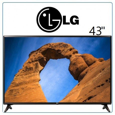 تلویزیون ال جی مدل 5730 سایز 43 اینچ