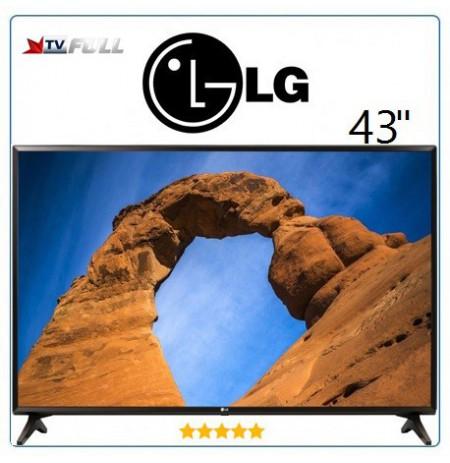تلوزیون 43 ال جی LG مدل 5100مدبای