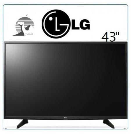 تلوزیون 43 ال جی LG مدل 5100مصر