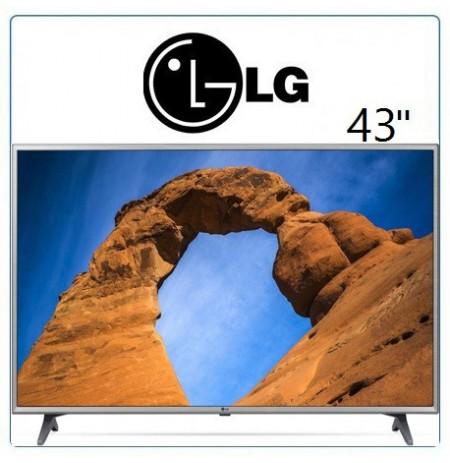 تلوزیون 43 ال جی LG مدل 6100