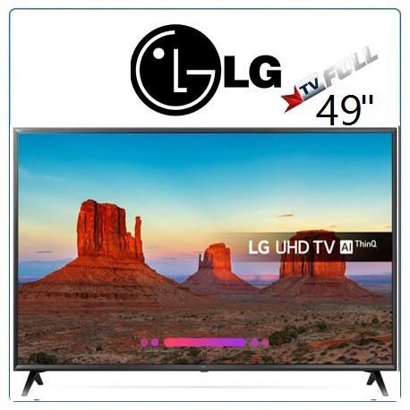 تلویزیون هوشمند ال جی مدل 6300 سایز 49 اینچ