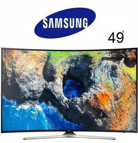تلویزیون سامسونگ 49 اینچ مدل MU7985
