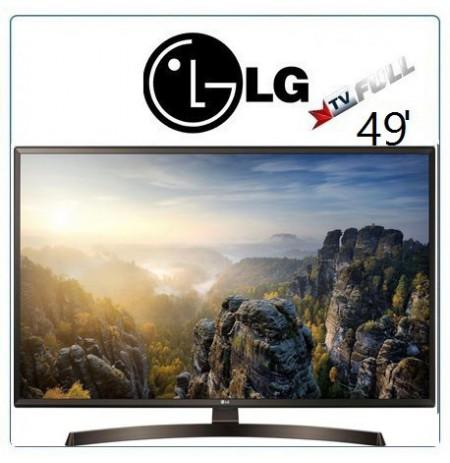 تلویزیون ال جی 49 اینچ مدل UK6400