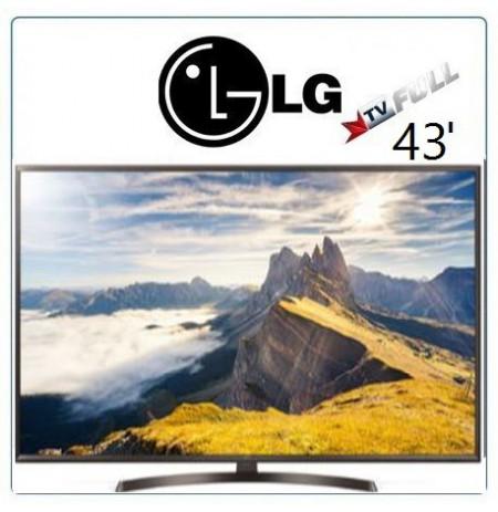 تلوزیون 43 ال جی LG مدل 6400