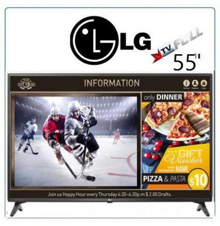 تلوزیون 55ال جی LG مدل 640