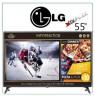 تلویزیون ال جی 55 اینچ مدل 640