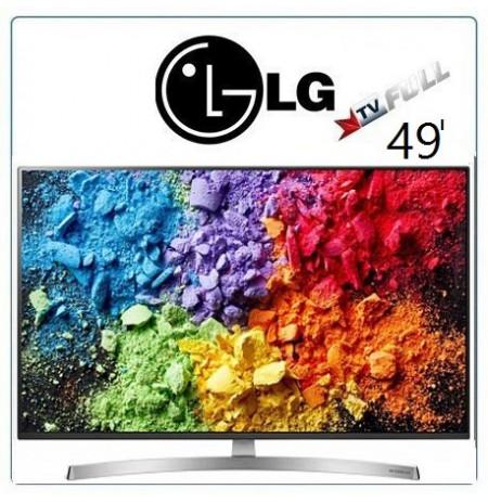 تلویزیون ال جی 49 اینچ مدل 8000