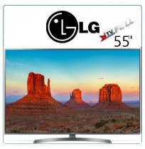 تلویزیون هوشمند الجی مدل 6700 سایز 55 اینچ