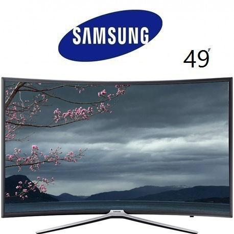 تلویزیون هوشمند خمیده مدل 6965 سایز 49 اینچ