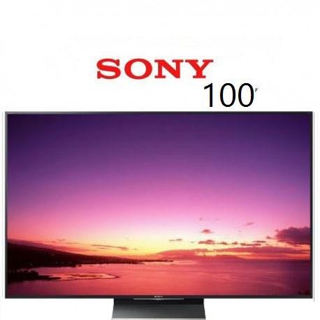 تلویزیون 100 اینچ سونی مدل Z9D