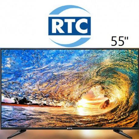 تلویزیون آر تی سی سایز 55 اینچ مدل SN6410