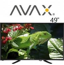 تلویزیون آواکس 49 اینچ مدل 49