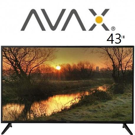 تلویزیون آواکس مدل AT4319FT سایز 43