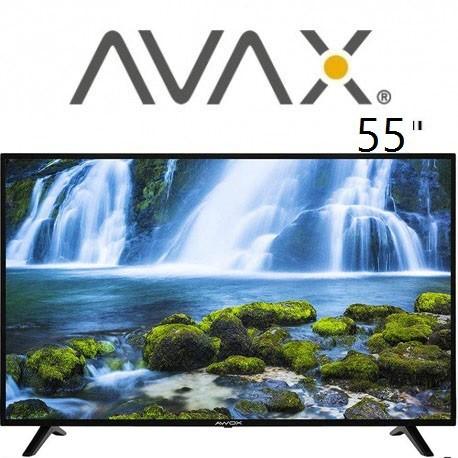 تلویزیون پارس الکتریک آواکس مدل AT5519KS سایز 55 اینچ