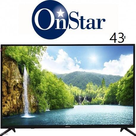 تلویزیون آنستار مدل OS43N9200 سایز 43 اینچ
