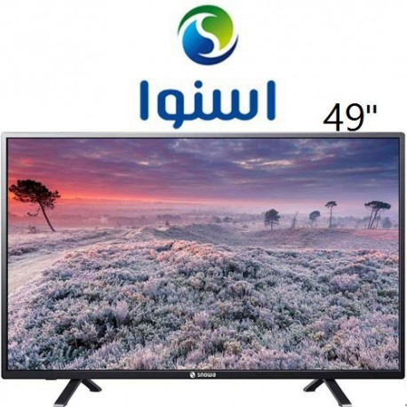 تلویزیون اسنوا 49 اینچ مدل SLD-49S37BLDT2