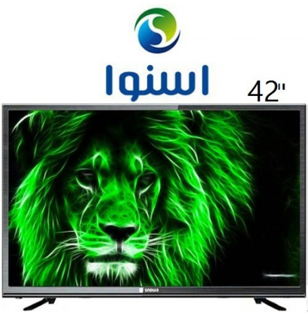 تلویزیون سه بعدی اسنوا مدل SL3D-42S57BLD سایز 42