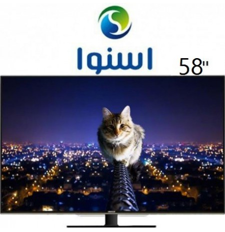 تلویزیون اسنوا مدل SLD-58S36BLD سایز 58 اینچ