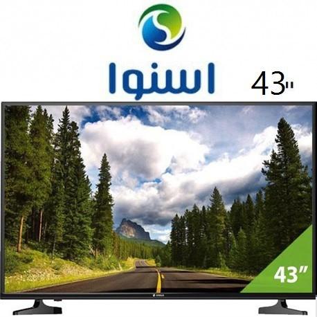 تلویزیون اسنوا 43 اینچ مدل SLD-43S29BLDT2