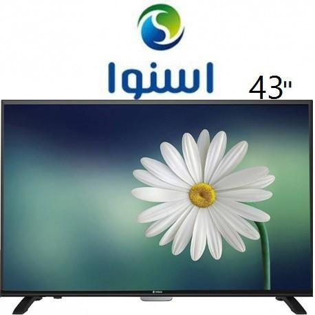 تلویزیون اسنوا 43 اینچ مدل SLD-43S30BLDT2
