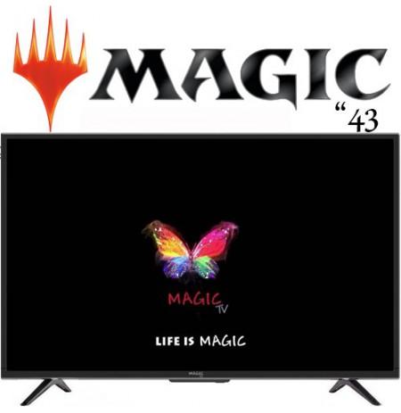 تلویزیون مجیک 43 اینچ مدل MT43D1300