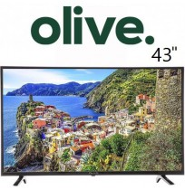 تلویزیون 43 اینچ الیو مدل 43FA6600 هوشمند