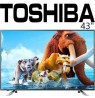 تلویزیون توشیبا 43 اینچ مدل 43U586EE
