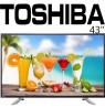 تلویزیون توشیبا 43 اینچ مدل 43U7750EV