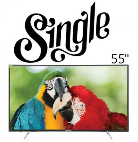تلویزیون سینگل 55 اینچ اندروید مدل 5518