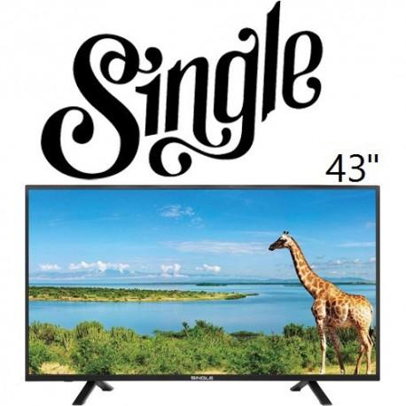 تلویزیون سینگل 43 اینچ مدل 4317