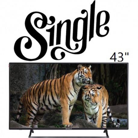 تلویزیون سینگل 43 اینچ مدل 4317s اسمارت