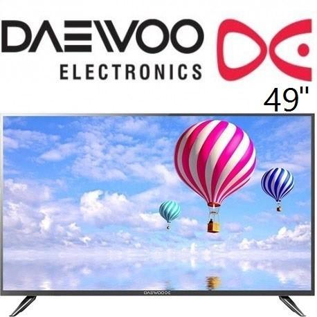 تلویزیون دوو 49 اینچ مدل 1800